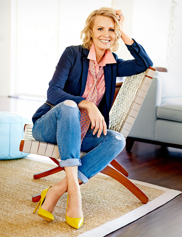 Interview with Monica Potter ofParenthood
